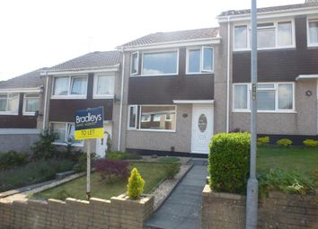 Thumbnail 3 bed property to rent in Greenfield Road, Saltash, Cornwall