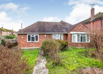 Thumbnail 3 bed detached bungalow for sale in Merryfield Drive, Horsham