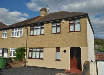 Thumbnail 4 bed semi-detached house to rent in Pinnacle Hill, Bexleyheath