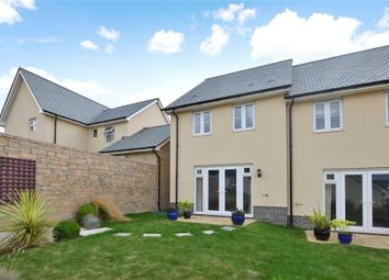 Thumbnail 2 bed semi-detached house to rent in Hockmore Drive, Newton Abbot, Devon