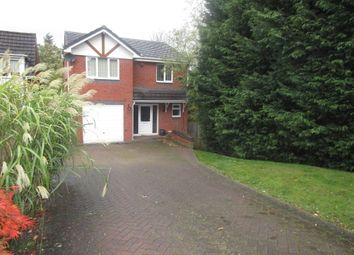 Thumbnail 4 bedroom detached house for sale in Westhill, Finchfield, Wolverhampton
