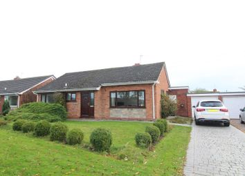 Thumbnail 3 bed detached bungalow for sale in Merrington Road, Bomere Heath, Shrewsbury