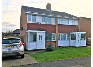 Thumbnail 3 bed semi-detached house for sale in Rainham Close, Maidstone