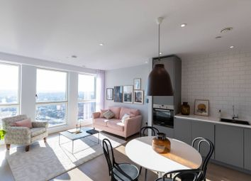 Thumbnail 2 bed flat for sale in Leon House, Croydon CR01Fw