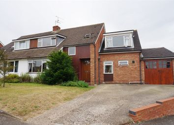 Thumbnail 5 bed semi-detached house for sale in Mandeville Road, Hertford
