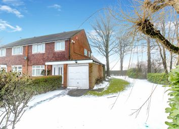 Thumbnail 3 bed semi-detached house for sale in Fitzmaurice Road, Wednesfield, Wolverhampton