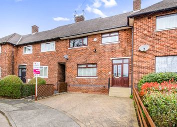 Thumbnail 3 bed terraced house for sale in Richmond Hall Way, Richmond, Sheffield
