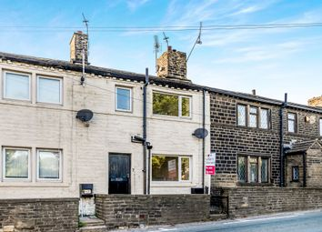Thumbnail 2 bed terraced house for sale in Lodge Gate, Denholme, Bradford