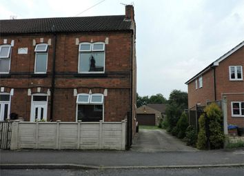 Thumbnail 3 bedroom semi-detached house for sale in Victoria Road, Pinxton, Nottingham, Derbyshire