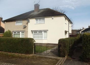 Thumbnail 3 bed semi-detached house to rent in Bradley Walk, Clifton, Nottingham