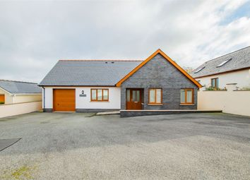 Thumbnail 3 bed detached bungalow for sale in Parc Yr Eos, Hermon, Glogue, Pembrokeshire