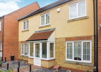 Thumbnail 4 bedroom terraced house for sale in Kinderley Close, Sutton Bridge, Spalding