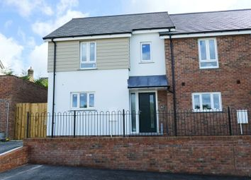 Thumbnail 3 bed end terrace house for sale in Brooks Avenue, Holsworthy