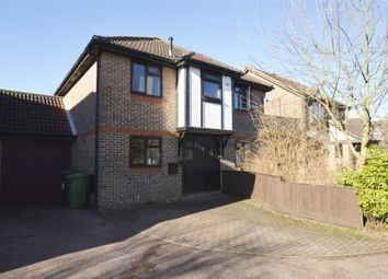 Thumbnail 4 bedroom detached house for sale in Boulter Drive, Abingdon, Oxon