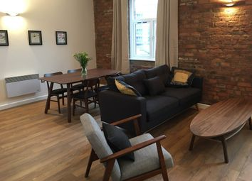 Thumbnail 2 bed flat to rent in Ducie Street, Manchester