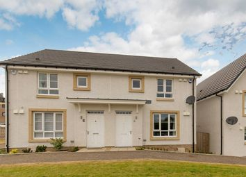 Thumbnail 3 bed semi-detached house for sale in 6 Craws Close, South Queensferry