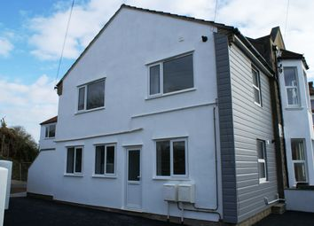 Thumbnail 1 bedroom flat to rent in Langport Road, Weston Super Mare