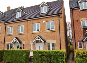 Thumbnail 4 bedroom town house to rent in Laddon Mead, Yate, Bristol
