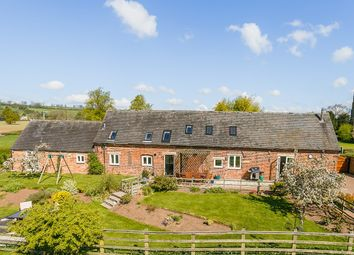 Thumbnail 4 bed barn conversion for sale in Church Lane, Mayfield, Ashbourne