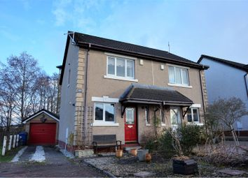Thumbnail 2 bedroom semi-detached house for sale in Stravaig Walk, Paisley