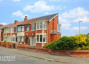 Thumbnail 3 bed end terrace house for sale in Ventnor Road, Blackpool, Lancashire