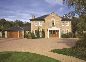Thumbnail 4 bedroom detached house for sale in Linden Acres, Longhorsley, Morpeth, Northumberland