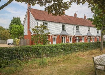 Thumbnail 3 bed end terrace house for sale in The Boundary, Little Berkhamsted, Herts