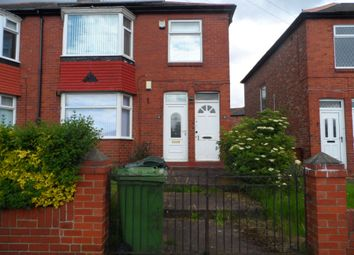 Thumbnail 3 bed flat to rent in Faldonside, Newcastle Upon Tyne