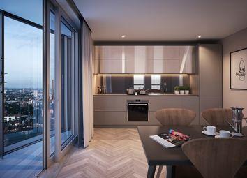 Thumbnail 2 bedroom flat for sale in 251 Southwark Bridge Road, London