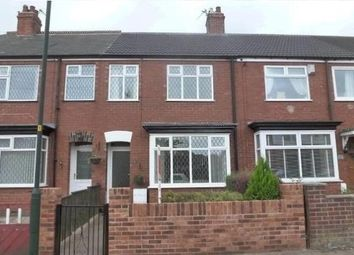 Thumbnail 3 bedroom terraced house to rent in St. James Avenue, Grimsby