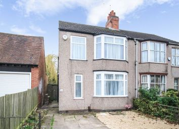 Thumbnail 3 bedroom semi-detached house for sale in Cheveral Avenue, Coventry