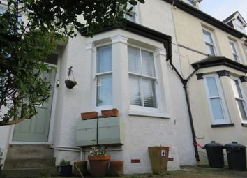 Thumbnail 1 bed flat for sale in Blatchington Road, Seaford