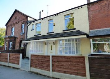 Thumbnail 3 bed terraced house for sale in Buxton Road, Newtown, Disley, Cheshire