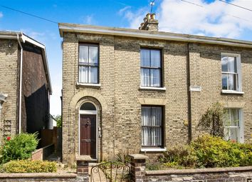 3 bed end terrace house for sale in Essex Street, Norwich NR2