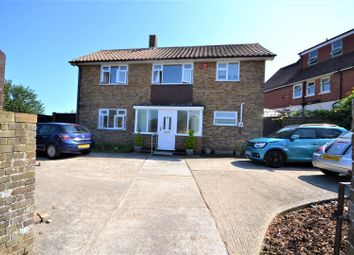 Thumbnail 3 bed detached house for sale in Upper Avenue, Eastbourne