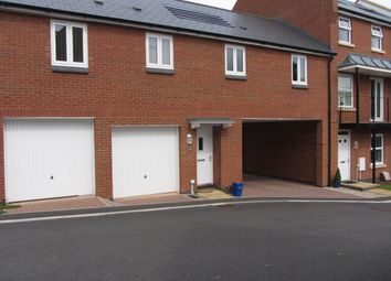 Thumbnail 2 bed flat to rent in Lindemann Close, Sidford, Sidmouth