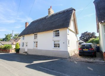 Thumbnail 4 bed cottage for sale in High Street, Hinxton, Saffron Walden
