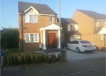 Thumbnail 3 bed detached house for sale in Earl Close, London