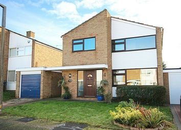 Thumbnail 4 bed detached house for sale in Copse Hill, Harlow, Essex