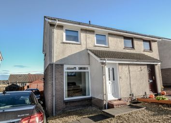 Thumbnail 3 bed semi-detached house for sale in Cameron Grove, Inverkeithing
