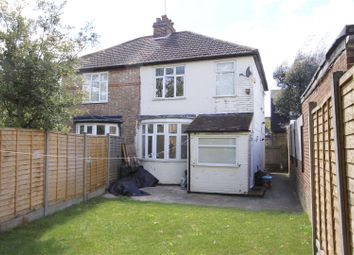 3 bed semi-detached house for sale in Harlington Road, Uxbridge UB8