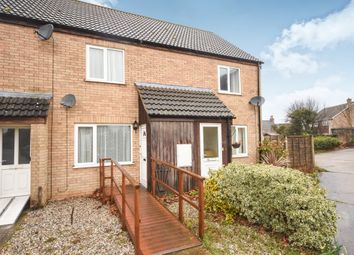 Thumbnail 2 bed terraced house for sale in Garlondes, East Harling, Norwich