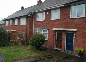Thumbnail 3 bed terraced house to rent in Cadleigh Gardens, Harborne, Birmingham