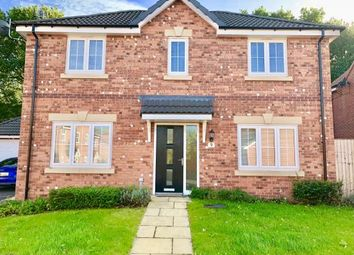 Thumbnail 4 bed detached house to rent in Spindle Drive, Wingerworth, Chesterfield, Derbyshire