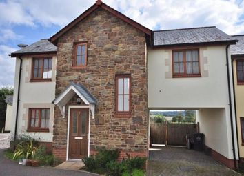 Thumbnail 3 bed link-detached house to rent in West Rock Drive, Bishops Nympton