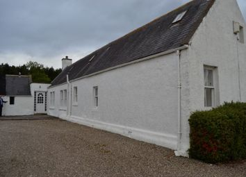 Thumbnail 4 bed detached bungalow to rent in Bruntlands Farmhouse, Orton, Fochabers