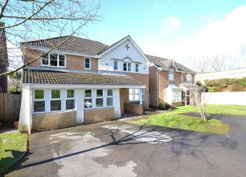 Thumbnail 5 bed detached house for sale in Bassetts Field, Thornhill, Cardiff.