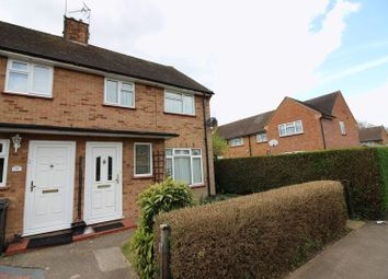Thumbnail 2 bed terraced house for sale in The Oxleys, Old Harlow