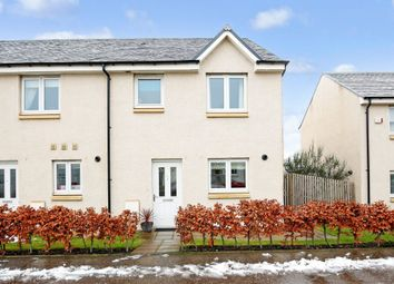 Thumbnail 3 bedroom end terrace house for sale in Auld Orchard, Lothian Street, Bonnyrigg