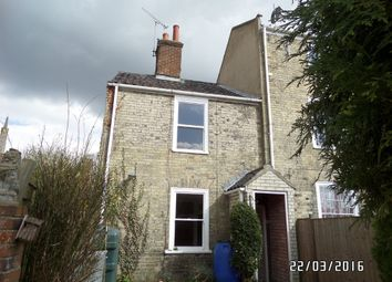 Thumbnail 2 bed semi-detached house to rent in St. Marys Terrace, Flixton Road, Bungay